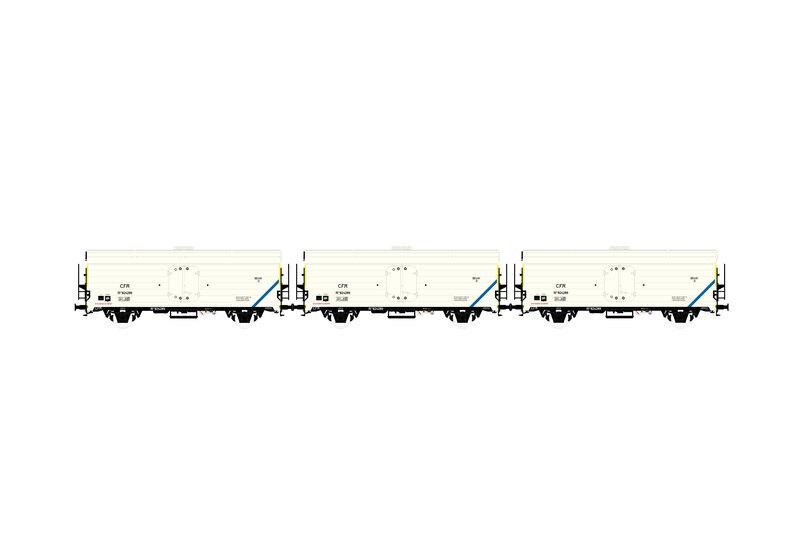 CFR - Rsfw/c freight wagons set