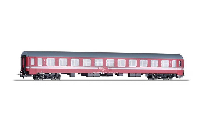 CFR - Bmee 21-80 (UIC-Z2 - Bautzen type) passenger coach