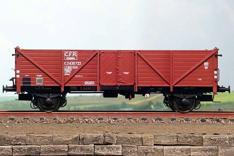 CFR - Itf freight wagon