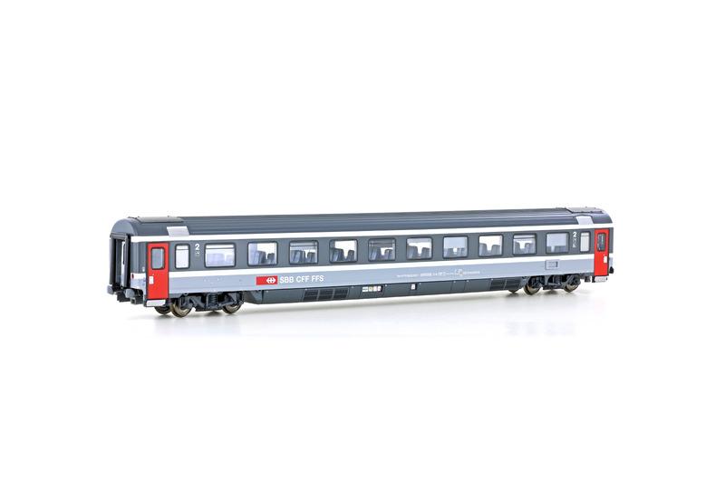 SBB CFF FFS - Bpm 20-90 passenger coach