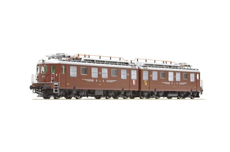 BLS - Ae 8/8 272 electric locomotive