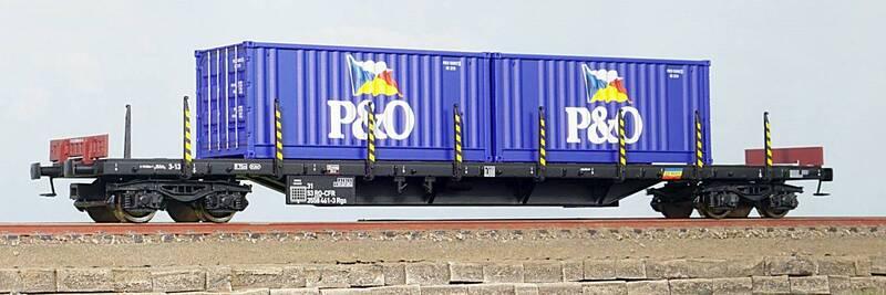 CFR Marfa - Rgs freight wagon