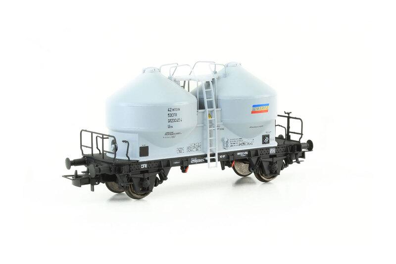 CFR Marfa - Ucs freight wagon
