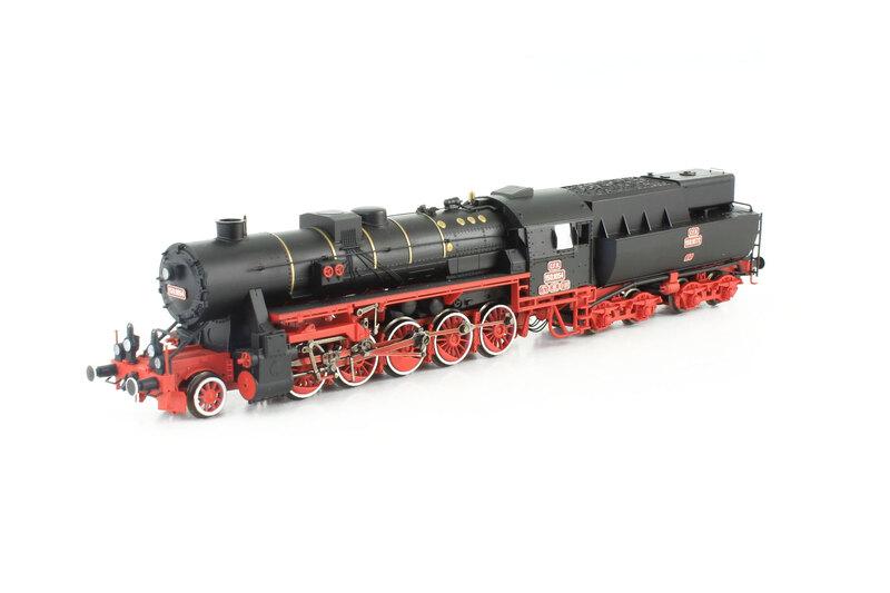 CFR - Series 150.1000 steam locomotive