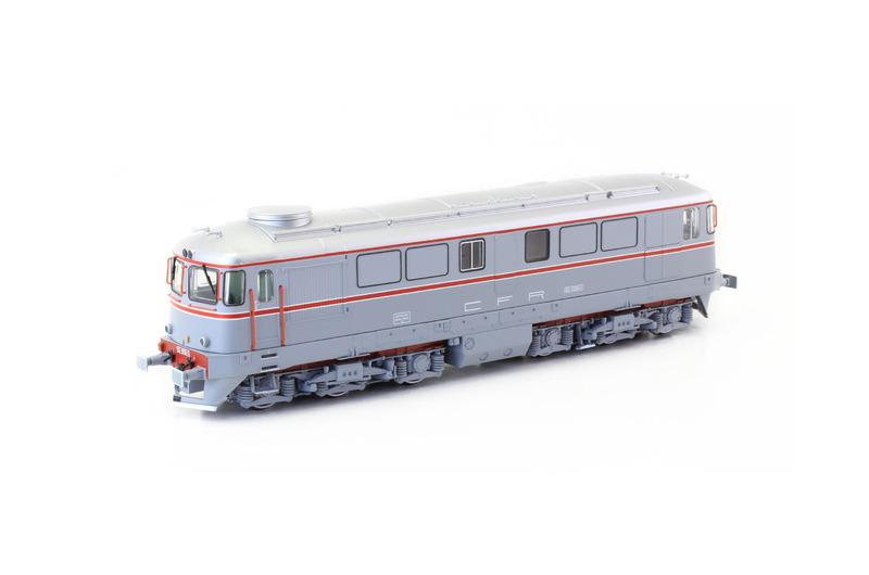 CFR - 060-DA diesel locomotive