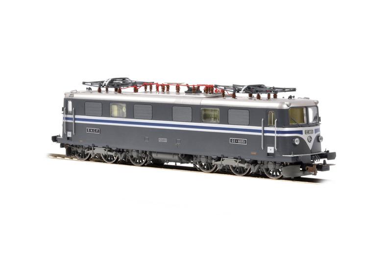 SNCF - CC 6051 electric locomotive