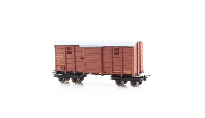 CFR - Gav freight wagon for narrow railways