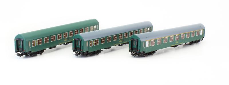 CFR - Y/B 70 passenger coaches