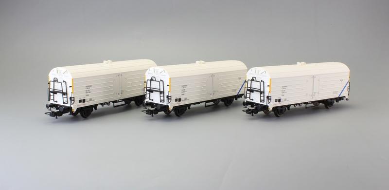 CFR - Icehqs freight wagons set