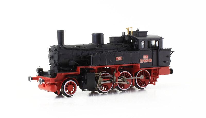 CFR - 7330 steam locomotive