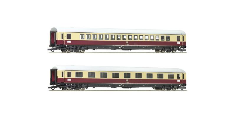 DB - Trans-Europ-Express (TEE) 74/75