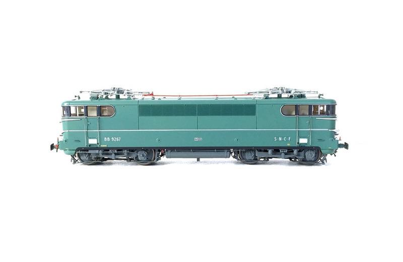 SNCF - BB 9267 electric locomotive