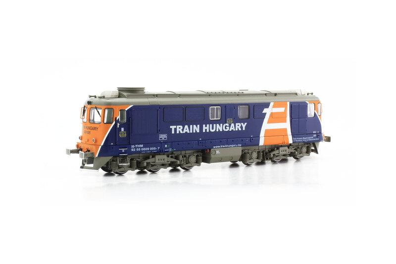 THM - 060-DA diesel locomotive