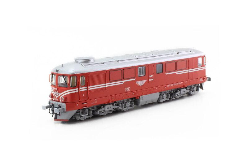 BDZ - Class 06 diesel locomotive