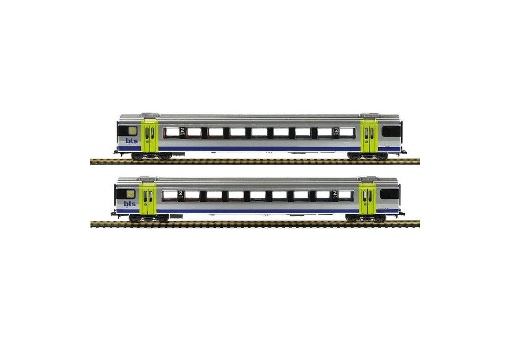 BLS - 2nd class (B) EW III passenger coaches