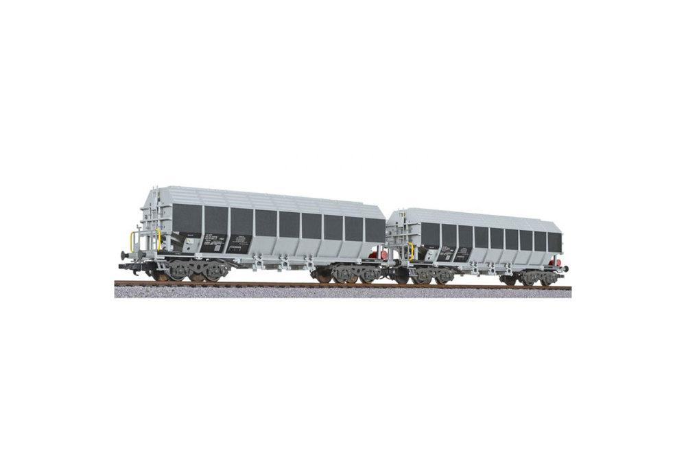 Ermewa - Uacos freight wagons