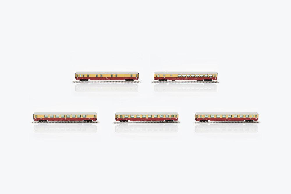 """FS Trans Europ Express 84/85 """"Mediolanum"""""""