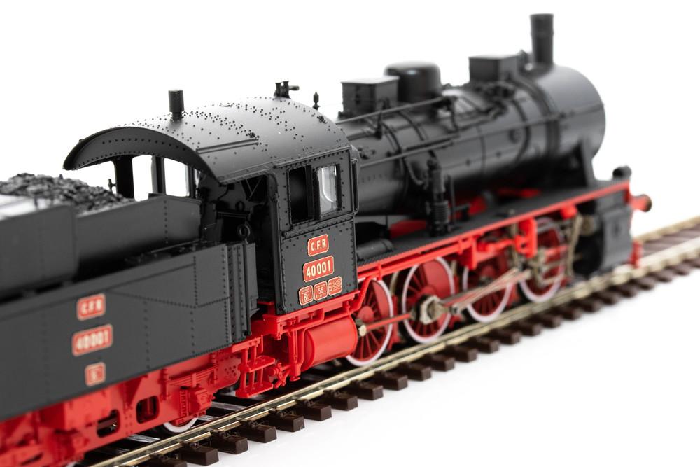 CFR - Series 40.000 steam locomotive