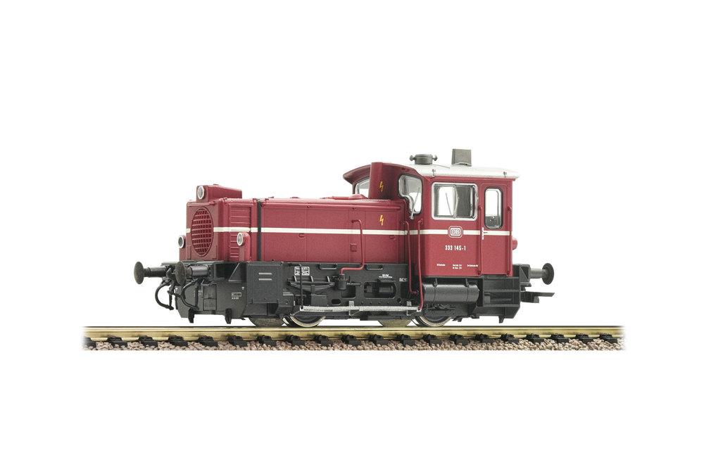 Diesel locomotive class 333, DB