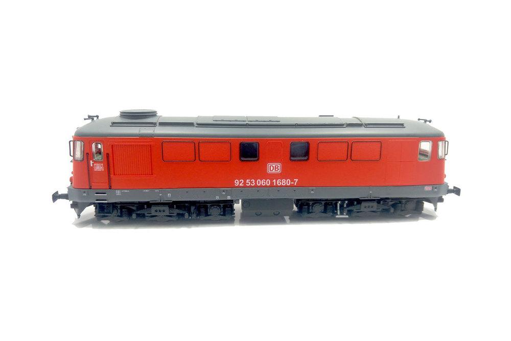 DB Schenker Romania - 060-DA diesel locomotive