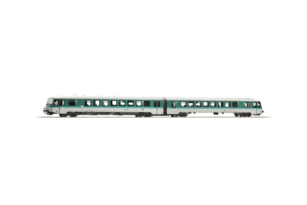 Diesel railcar class 628.4, DB