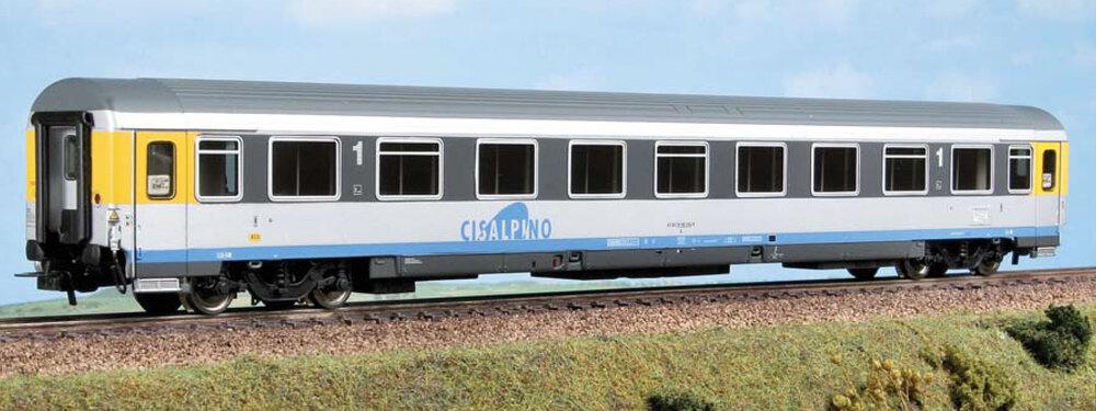Cisalpino - 1st class UIC-Z type passenger coach