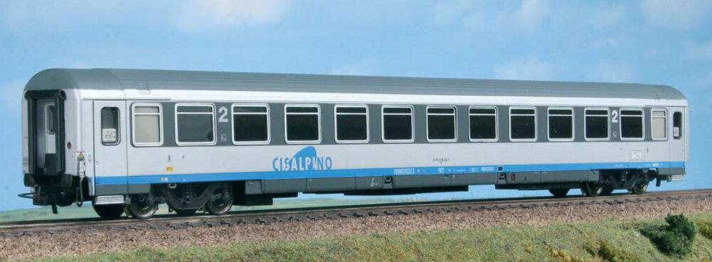 Cisalpino - 2nd class UIC-Z type passenger coach
