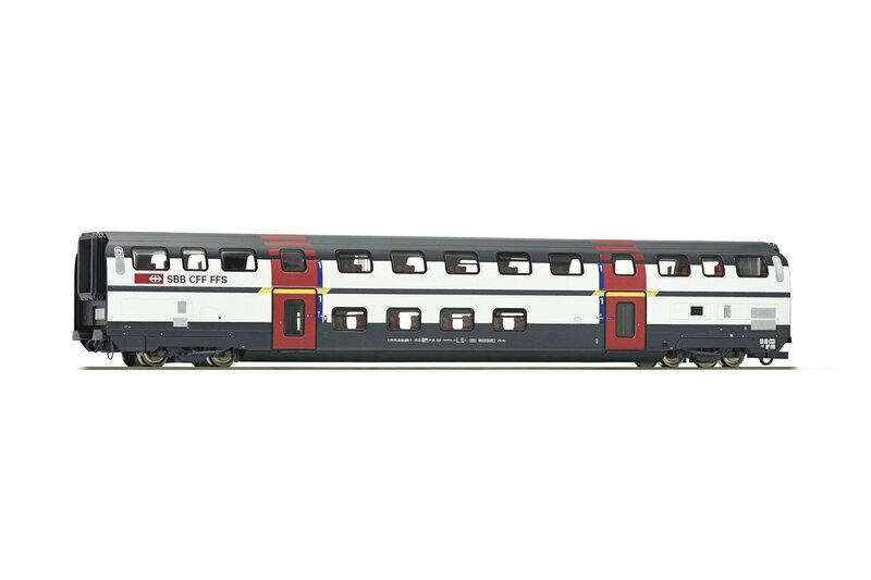 SBB CFF FFS - A 16-94 (IC2000) 1st class double deck coach