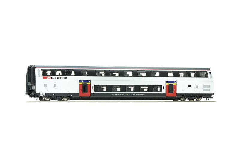 SBB CFF FFS - A 16-94 (IC2020) 1st class double deck coach