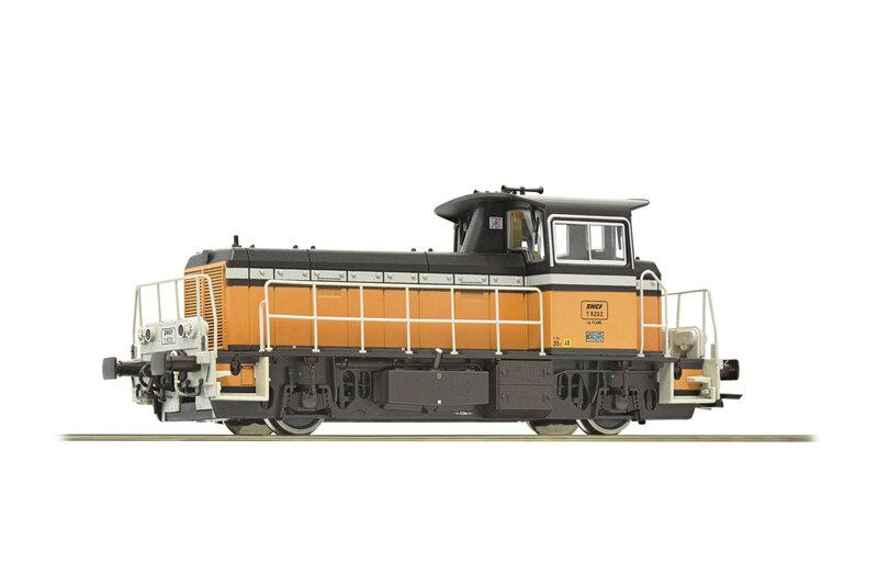 Diesel locomotive series Y 8000, SNCF