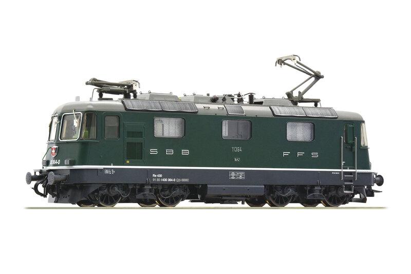 SBB CFF FFS - Re 430 electric locomotive