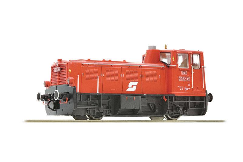 ÖBB - Class 2062 diesel locomotive