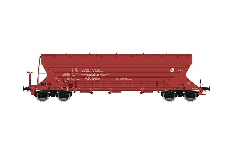 Rail Cargo Hungaria - Tagps freight wagon