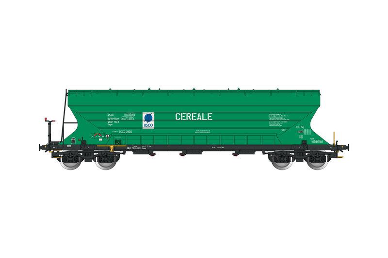 RSCO - Uagps freight wagon