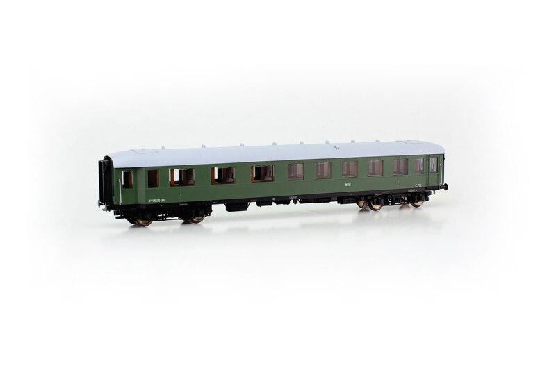 CFR - Aafld 95405 passenger & bar coach
