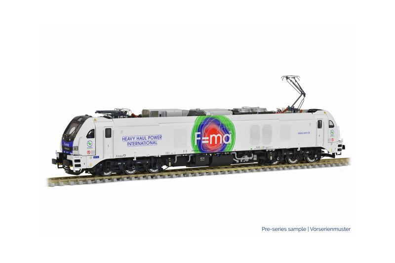 HHPI - Class 159 (Stadler EuroDual) electro-diesel locomotive