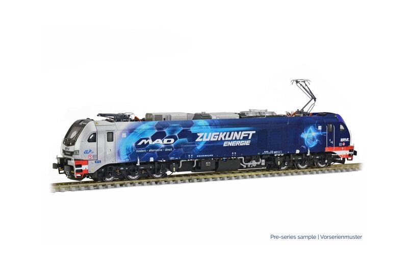BSAS - Class 159 (Stadler EuroDual) electro-diesel locomotive