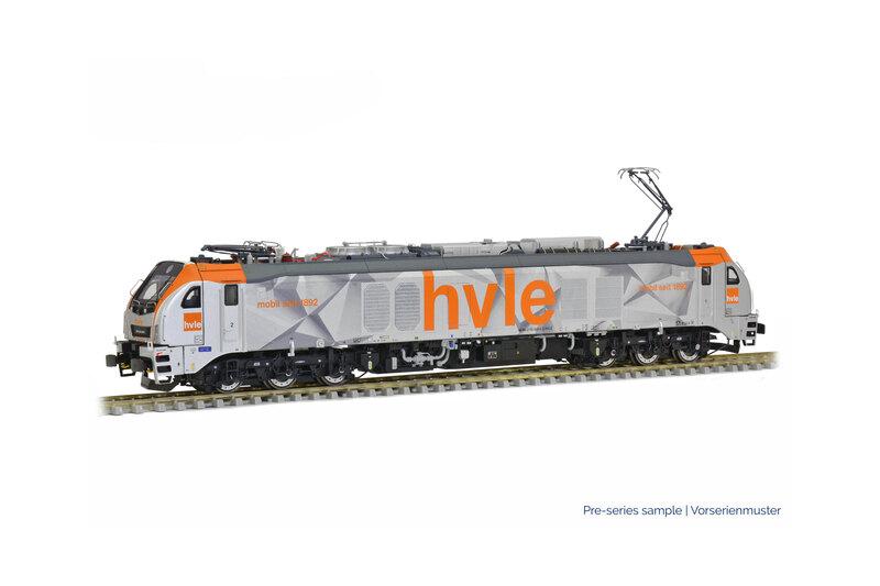 HVLE - Class 159 (Stadler EuroDual) electro-diesel locomotive