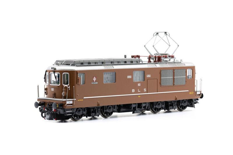 BLS - Re 4/4 electric locomotive