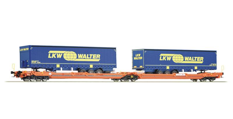 Wascosa - Sdggmrs 738 / T3000e freight wagon