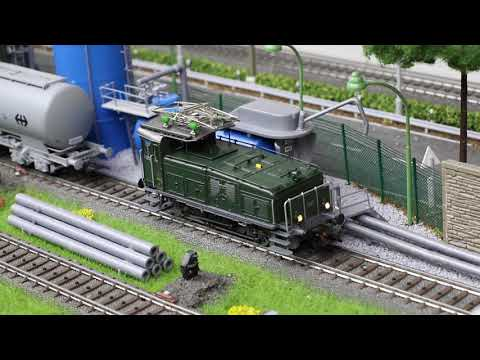 Video: Marklin 36332-01: SBB Ee 3/3