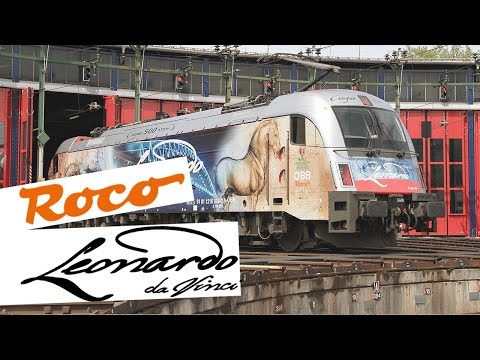 Video: ÖBB & Roco: The