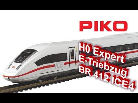 Video: Piko - Class 412 / 812 (ICE 4 - DB)