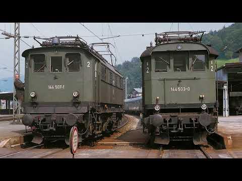 Video: Märklin Novelty 2021 - E 44.5 electric locomotive (DB)