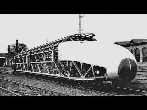 Video: Märklin Novelty 2021 - Rail Zeppelin