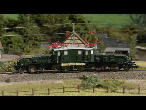 Video: Märklin Novelty 2021 - Class 1189 electric locomotive (ÖBB)