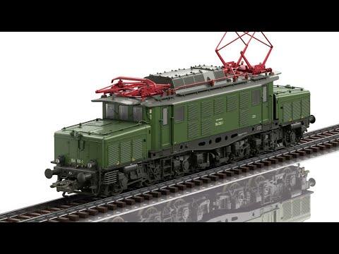 Video: Märklin Novelty 2021 - Class 194 electric locomotive (DB)