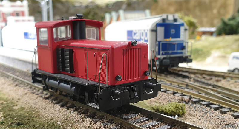 Video: Mabar Tren - Tm IV / 232 diesel locomotive prototype (SBB CFF FFS)