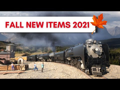 Video: Fall New Items 2021