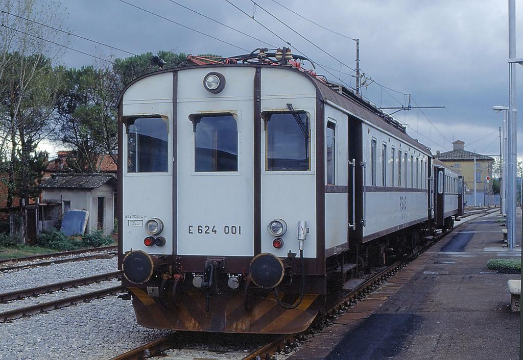 FSAS E 624 001 in Sinalunga